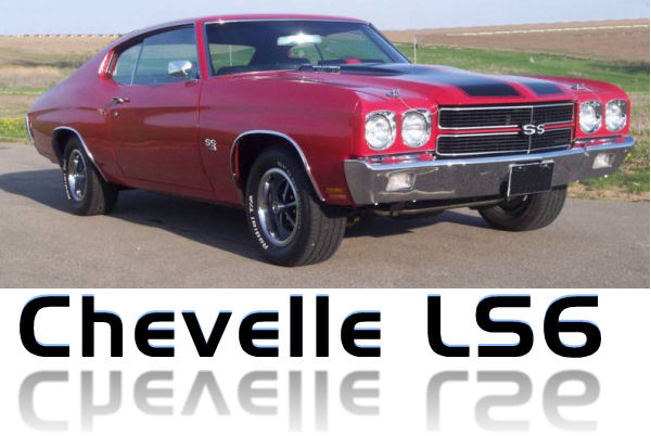 1970 Chevelle LS6 Registry